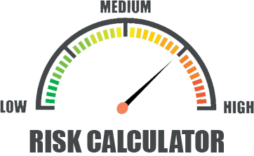 Data Loss Risk Assessment Calculator