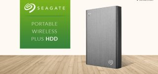 Seagate's Wireless Plus