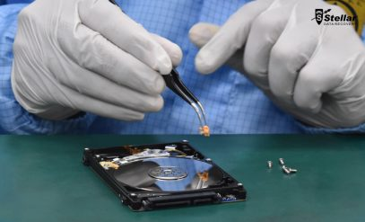 Data recovery services-Stellar