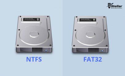 NTFS or FAT32