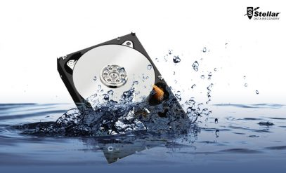 tips for water damaged hard drive