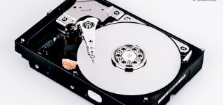 New Hard disk technology