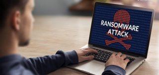 Ransomware Virus Attack