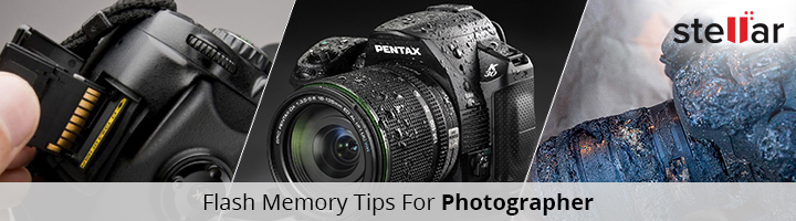 Flash Memory Card Safety Tips for Photographers