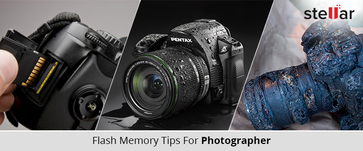 Flash Memory Cards Safety Tips