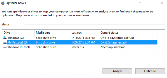 Solution]: How to Increase Hard Drive Life or Hard Drive Health?