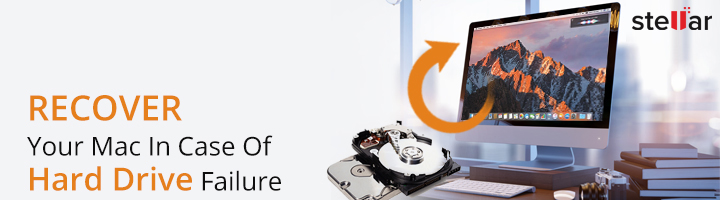 Recover Mac In Case Of Hard Drive Failure