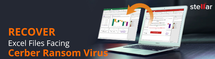 How to Recover Excel Files Encrypted by Cerber Ransomware Virus