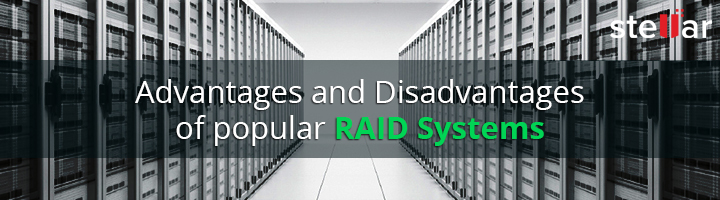What are the Several Popular RAID Systems/Levels?