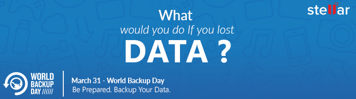 Data Awareness: Backup Your Data On World Backup Day 2017