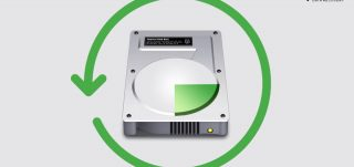 Recover lost data after repartitioning a hard drive