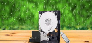 tips to prevent data loss in the monsoon