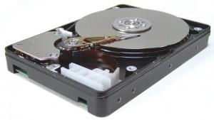 Formatted Hard Disk