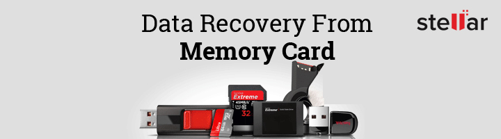 Methods To Recover Data From Memory Card