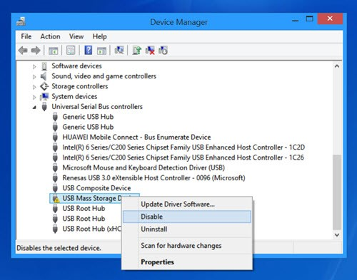 System Device Manager