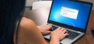 Windows detected hard disk problem
