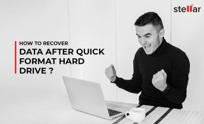How to Recover Data After Quick Format Hard Drive