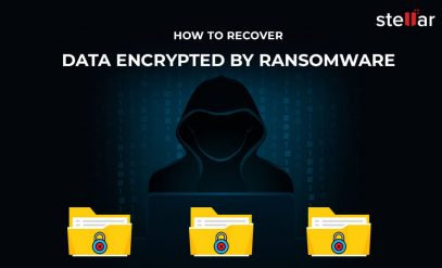 Recover Data Encrypted by Ransomware