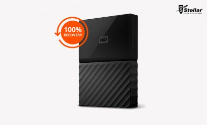 How to Recover Data from WD External Hard Drive