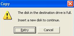 Solution : How to Fix Insert New Disk Error Showing up in Pen Drive