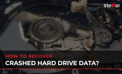 Recover Data From Crashed Hard Drive