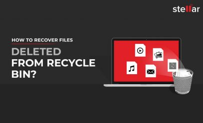 Recover File deleted from Recycle bin