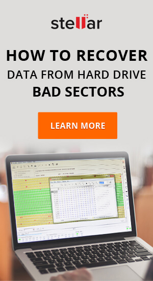 Hard Drive Bad Sectors