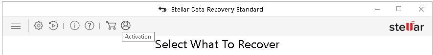 Stellar Data Recovery Software Activation