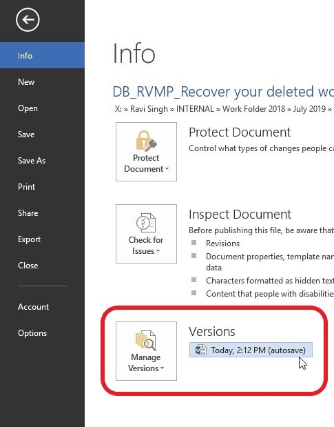 Deleted Word Documents Recovery With Stellar Windows Data Recovery