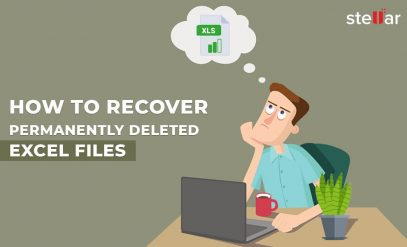 Recover Deleted Excel File