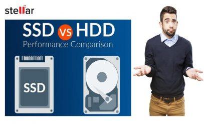 SSD VS HDD - Hard Drive Performance Comparison