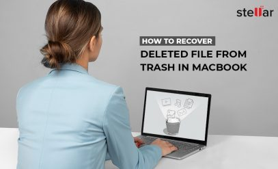 How to Recover Files From Macbook Trash