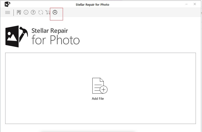 activate stellar repair for photo