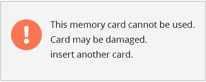 Memory-card-cannot-be-used