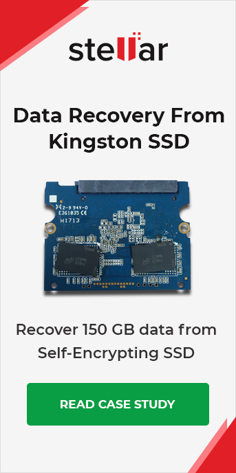 Solution]: How to Fix SMART Hard Disk Error: 301 - Stellar