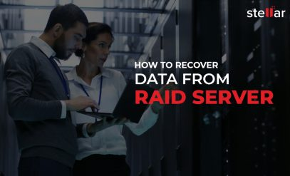 How to Recover Data from RAID Server