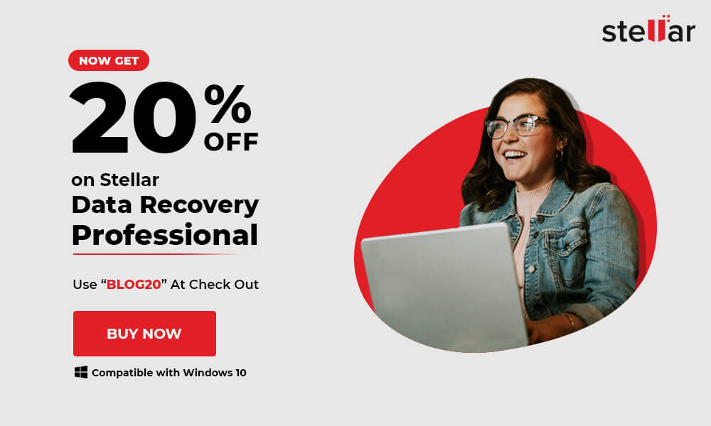 Windows Data Recovery Offer