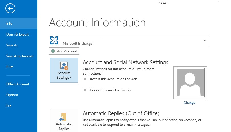 recover contacts in outlook