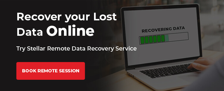 Remote Data Recovery