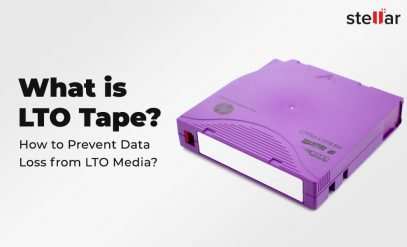 What is lto tape