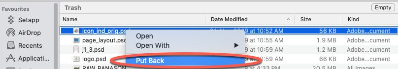 Recover Deleted Files From An SD Card On Mac