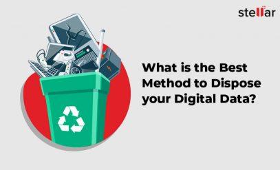 Data Disposal Method