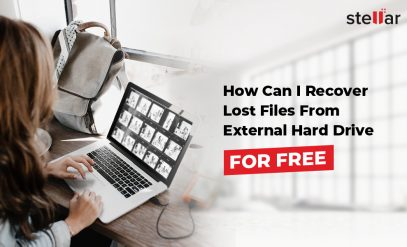 recover data from external hard drive for free
