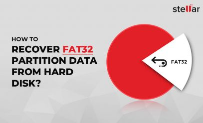 Fat 32 Partition recovery