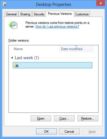 folder-version