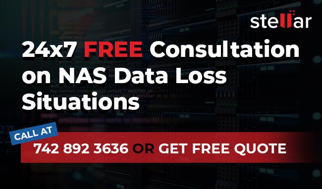 NaS data loss