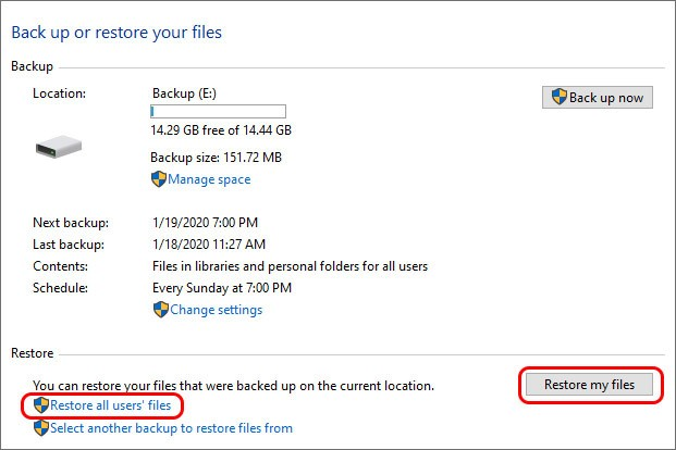 free data recovery for windows