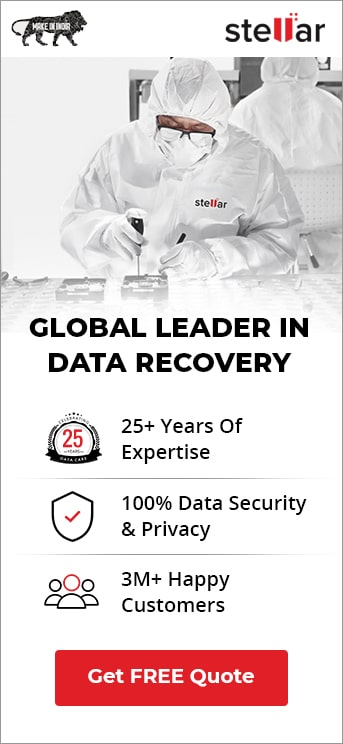Global leader in data recovery