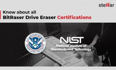 BitRaser Certification