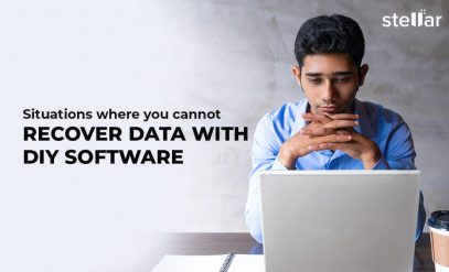 DIY Data Recovery Software
